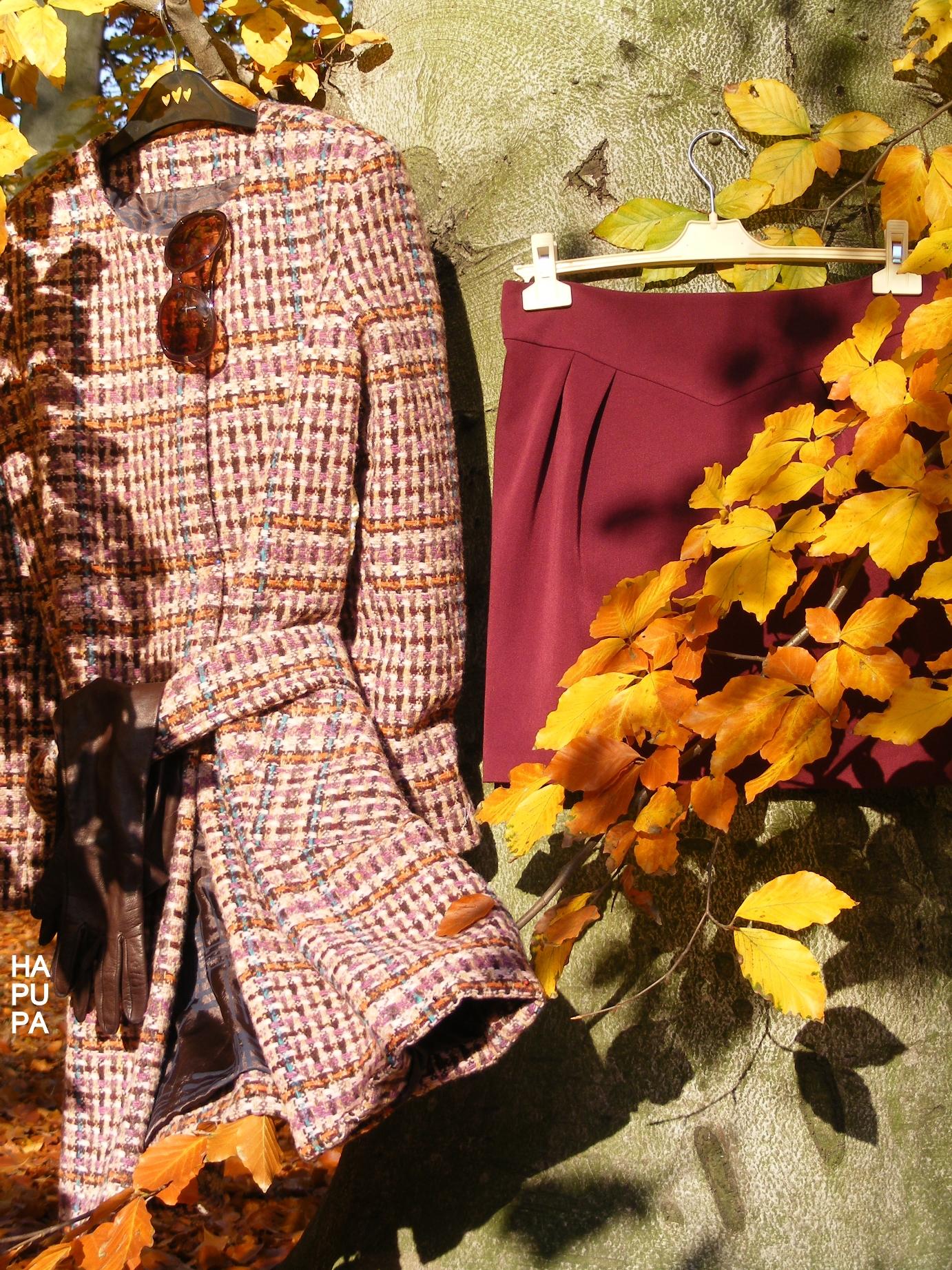 Fotografie pro model – Vlněný kabát