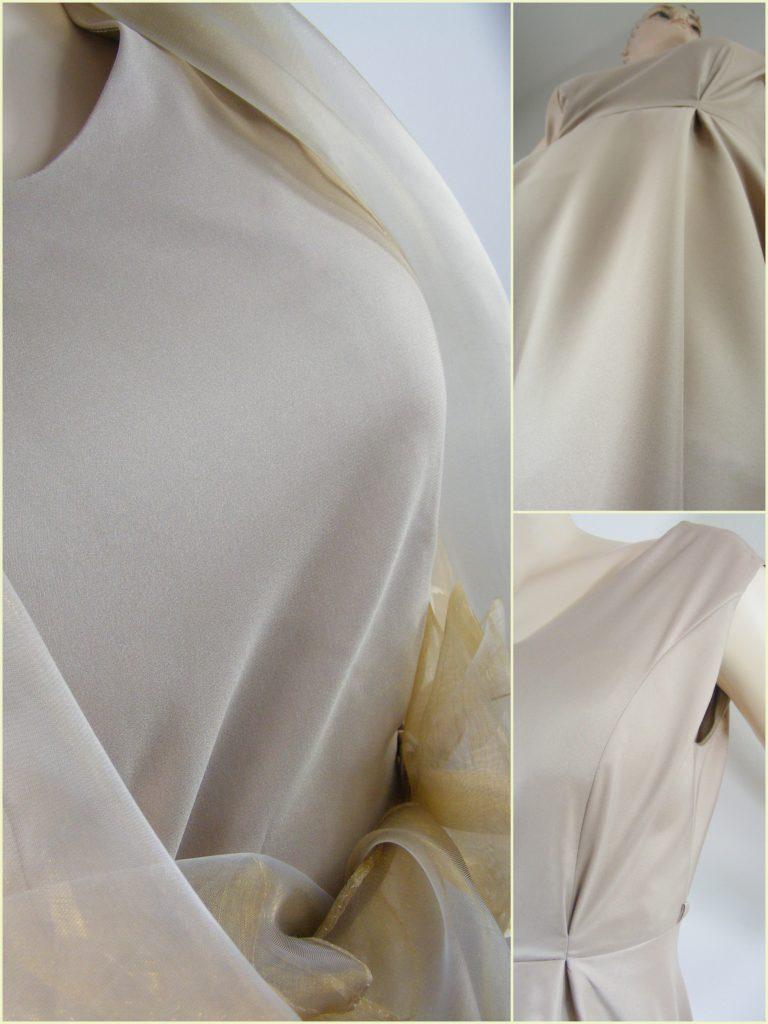 Fotografie pro model – Dlouhé společenské šaty