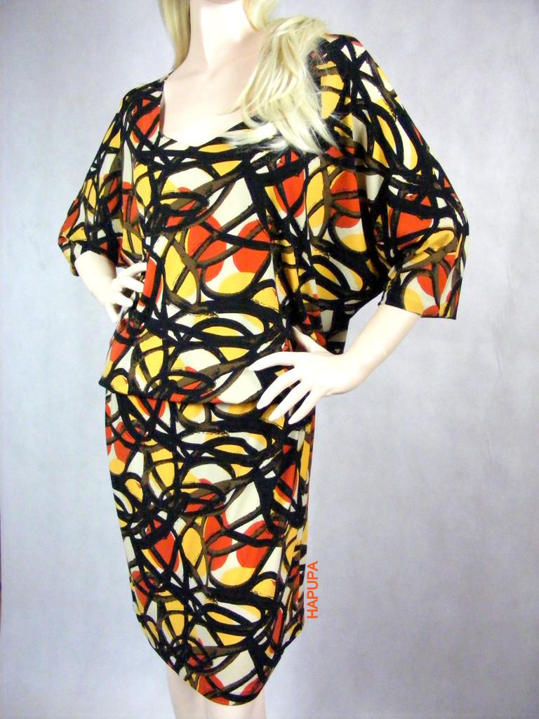 Fotografie pro model – Úpletové šaty