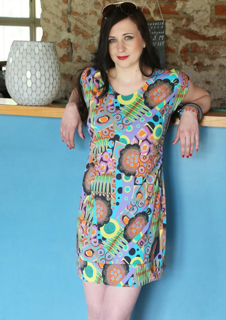 Fotografie pro model – Letní šaty