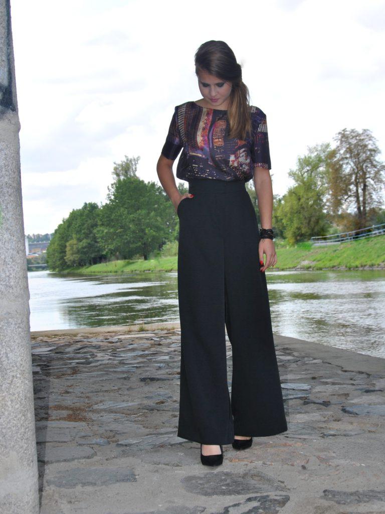 Fotografie pro model – Hedvábná košile