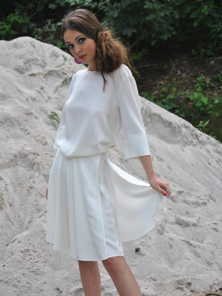 Fotografie pro model – Komplet Audrey Hepburn