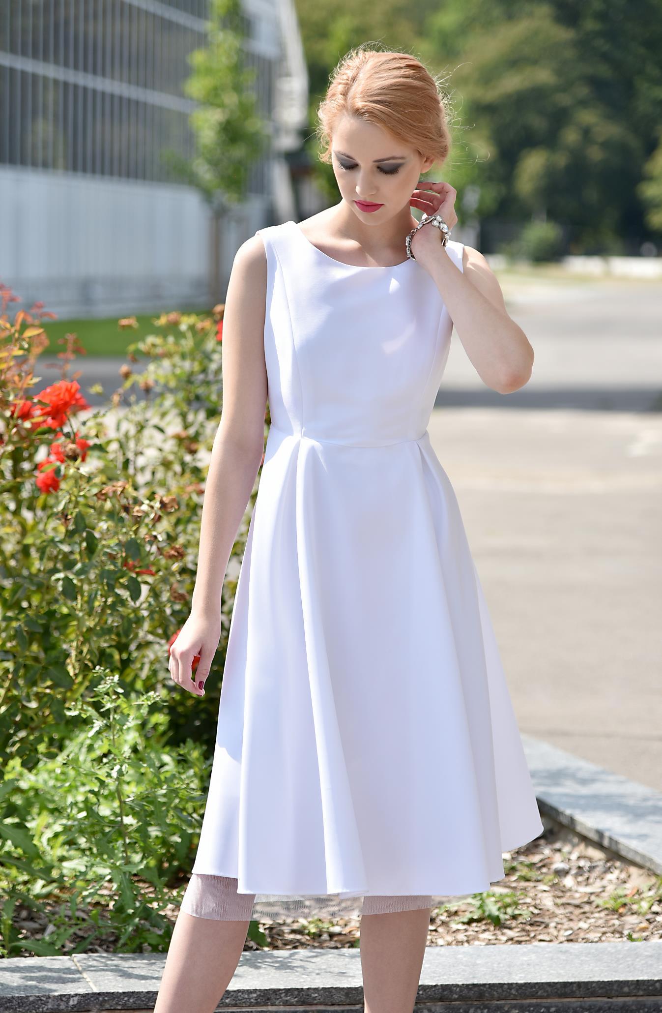 Fotografie pro model – Svatební šaty