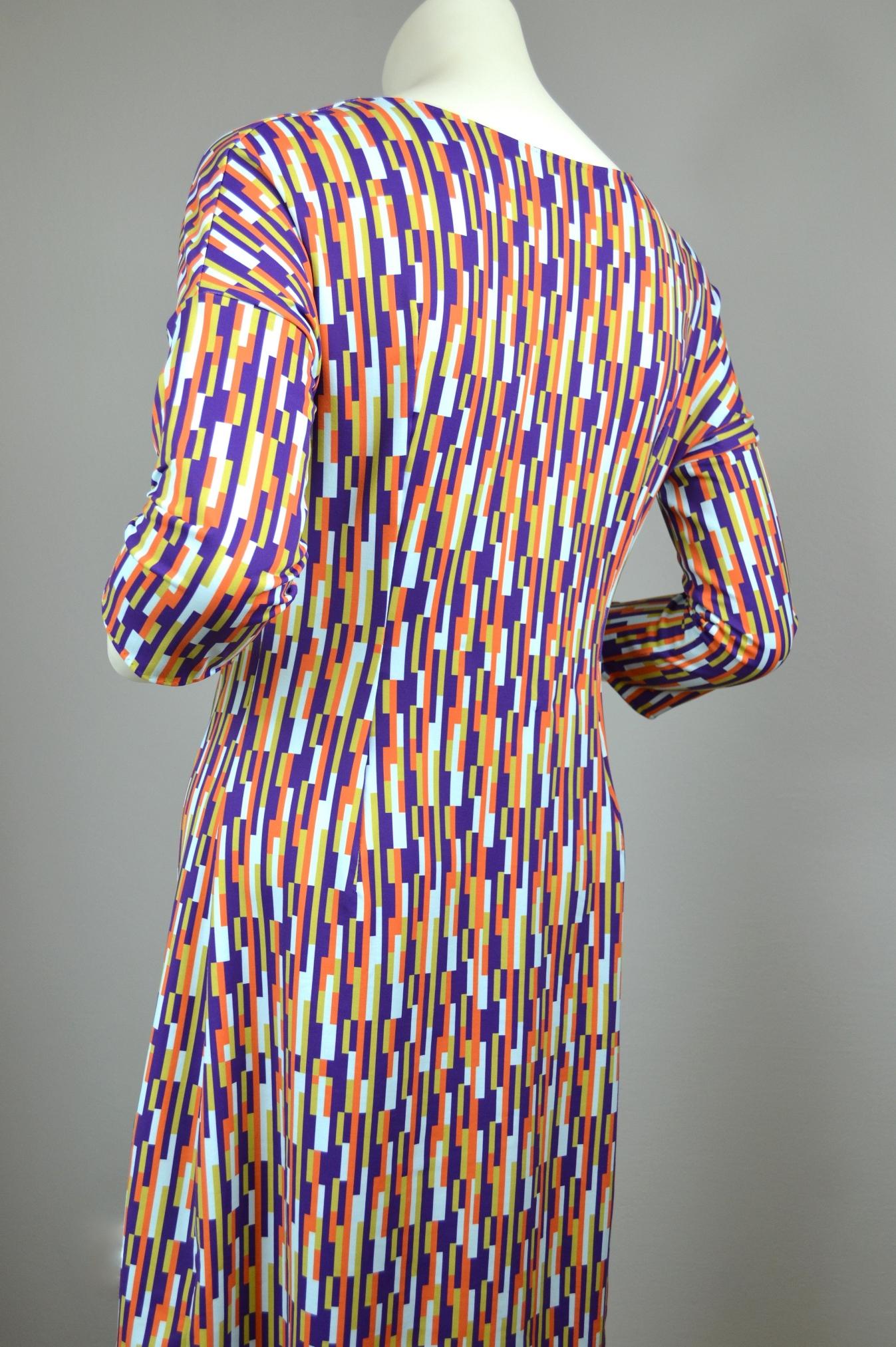 Fotografie pro model – Úzké šaty