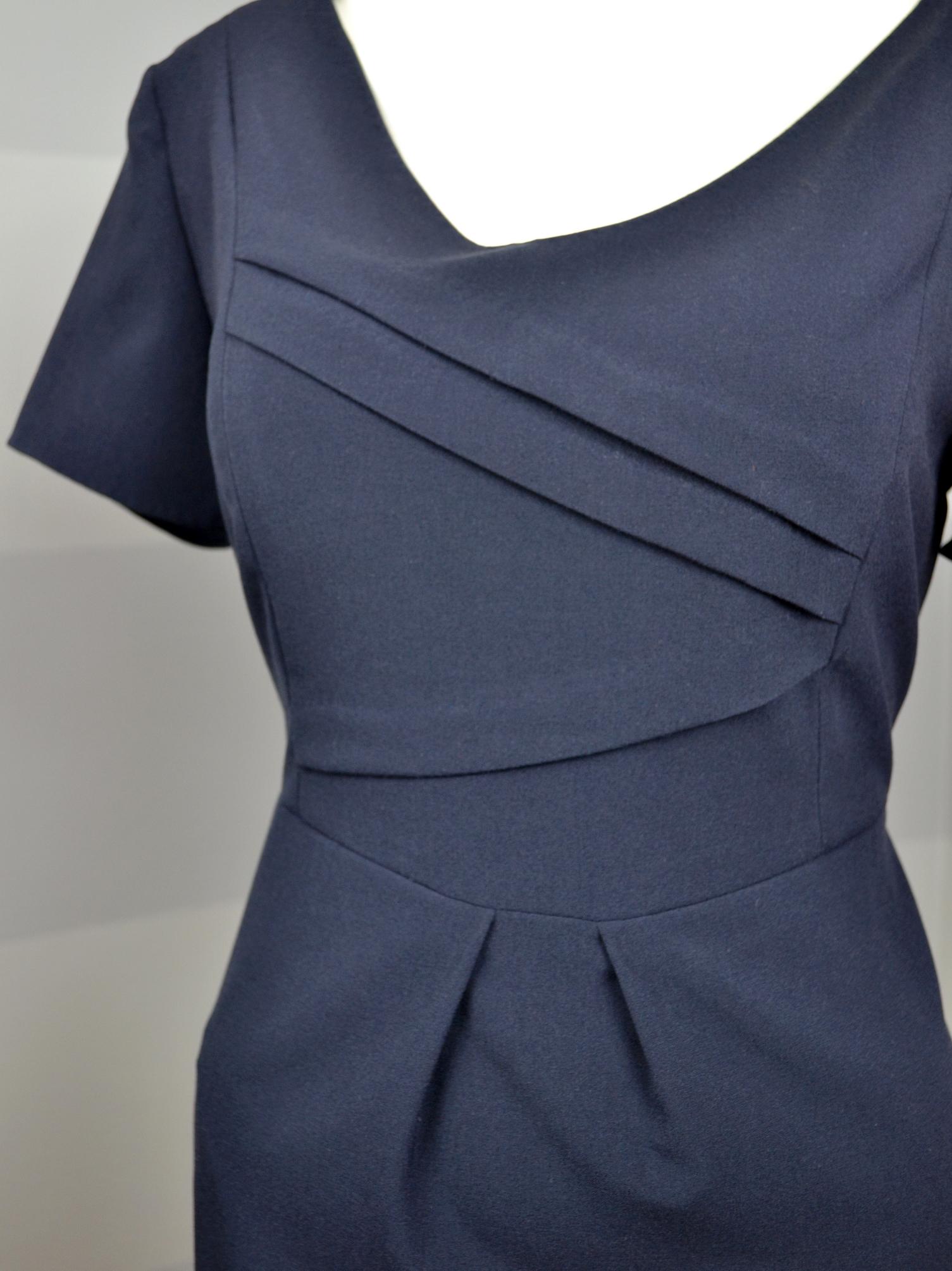 Modré šaty spřeklady
