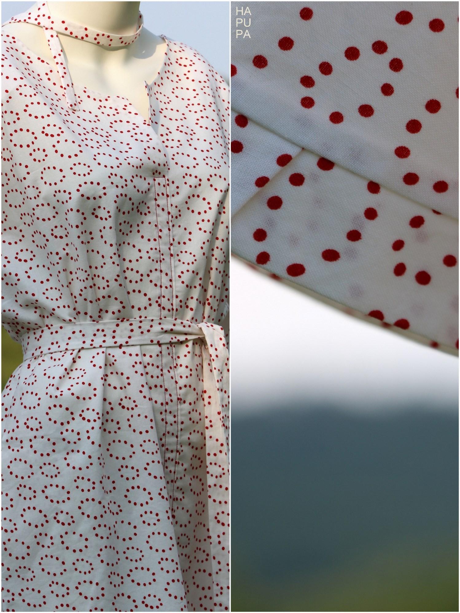 Obrázek - Košilové šaty